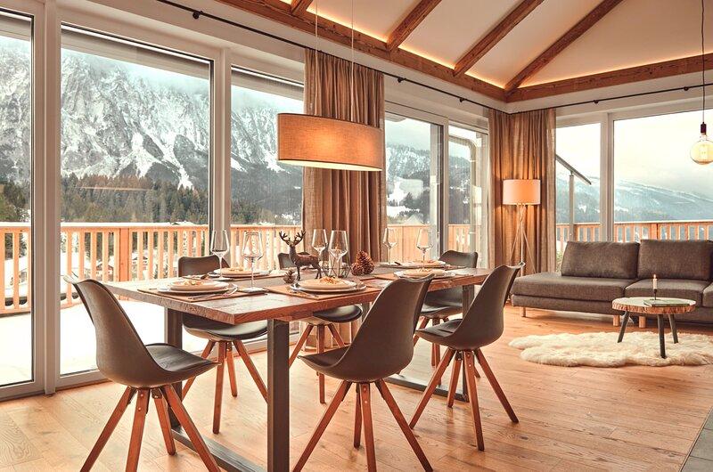 Penthouse Grimming D7.1, location de vacances à Stainach