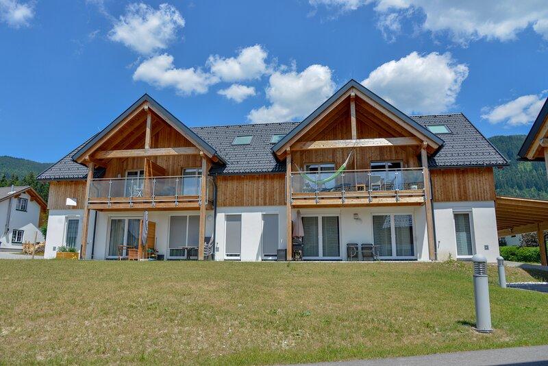 Alpine Apartment Pia 5, location de vacances à Stainach