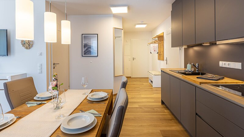 Grimming Lodge Enzian, alquiler vacacional en Tauplitz