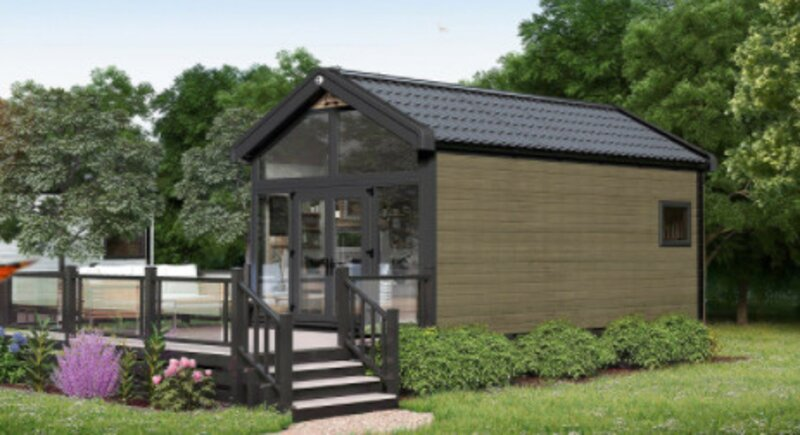 Caledonian lodges 5 Inverness, holiday rental in Farr
