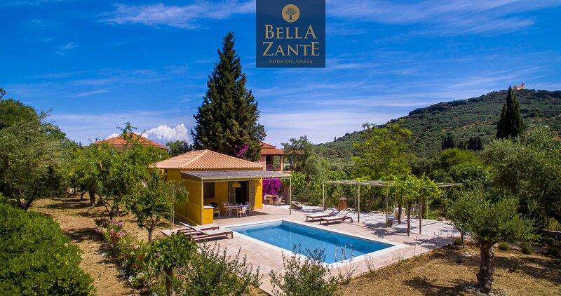 BellaZante Villa Fioroula, holiday rental in Alykes