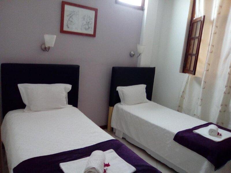 Hotel Ah Maio - Double or Twin 1, alquiler vacacional en Vila do Maio
