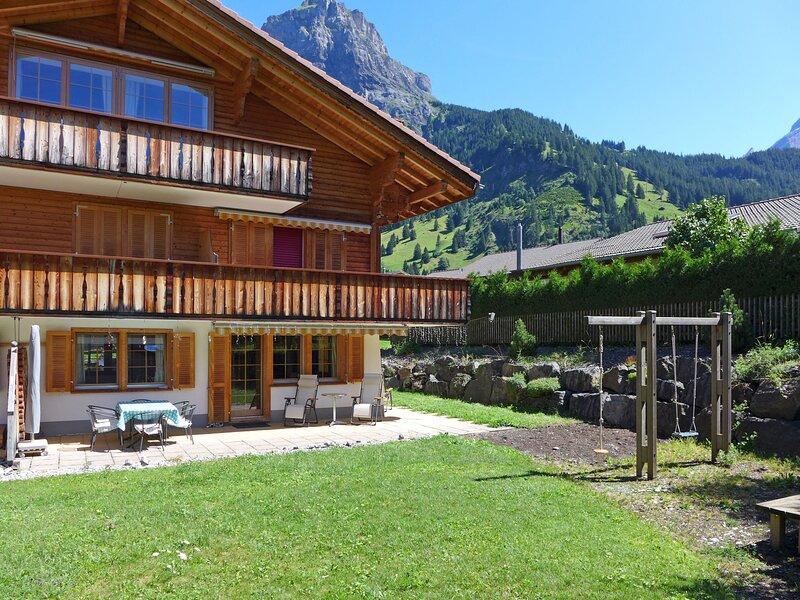 Laerchehus, vacation rental in Achsete