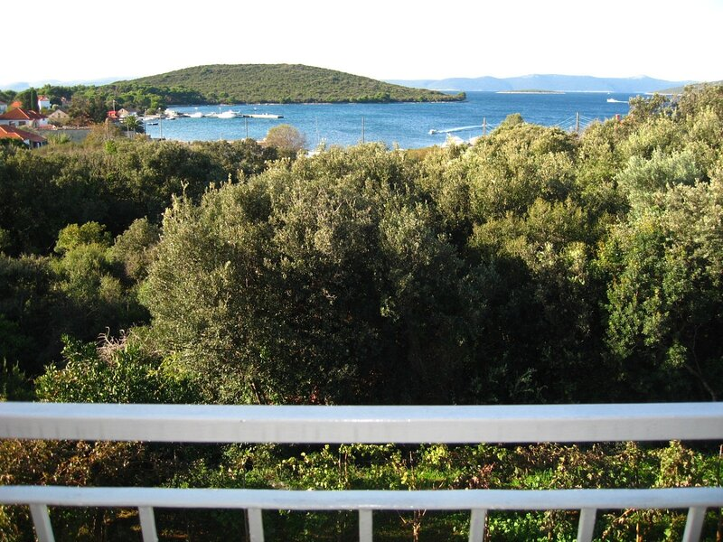 Rada - 150 m from the sea: A1(6+1) - Muline, vacation rental in Muline