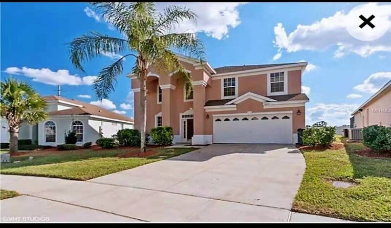 A perfect Holiday House Waitting U at Windsor Palms Resort 10mins to Disney, vacation rental in Kissimmee