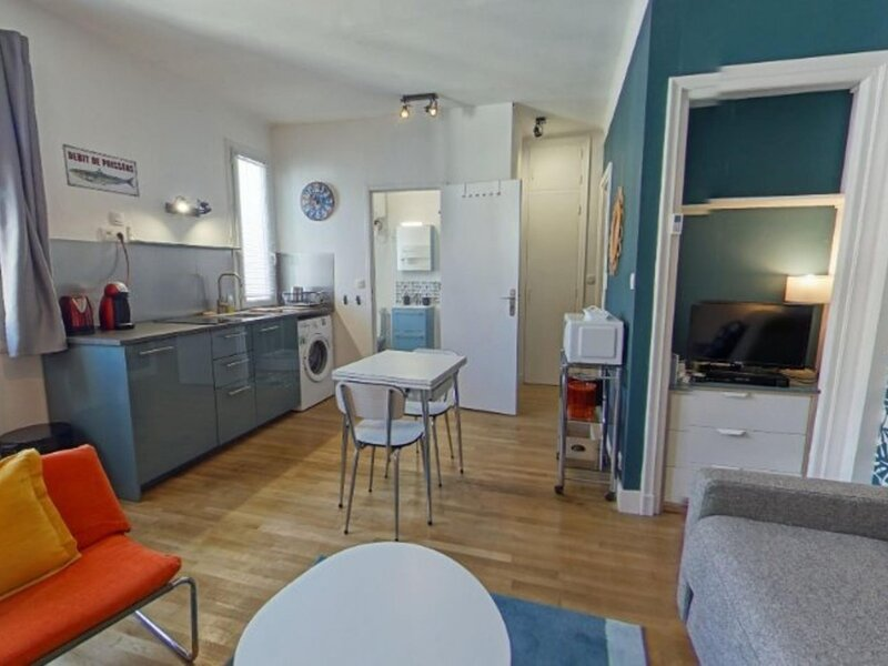 LORIENT HYPER CENTRE REF 127 STUDIO FONCTIONNEL ET COSY, holiday rental in Queven