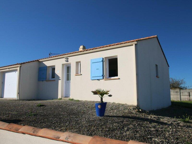 Maison récente T3, pour 4 personnes St Vincent sur Jard, location de vacances à Saint-Hilaire-la-Forêt