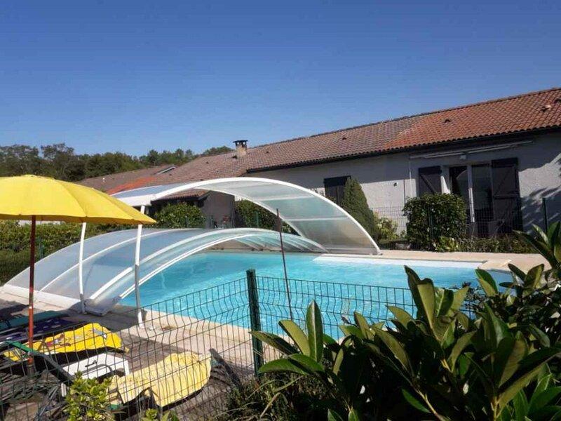 Roundéou, casa vacanza a Onesse-et-Laharie