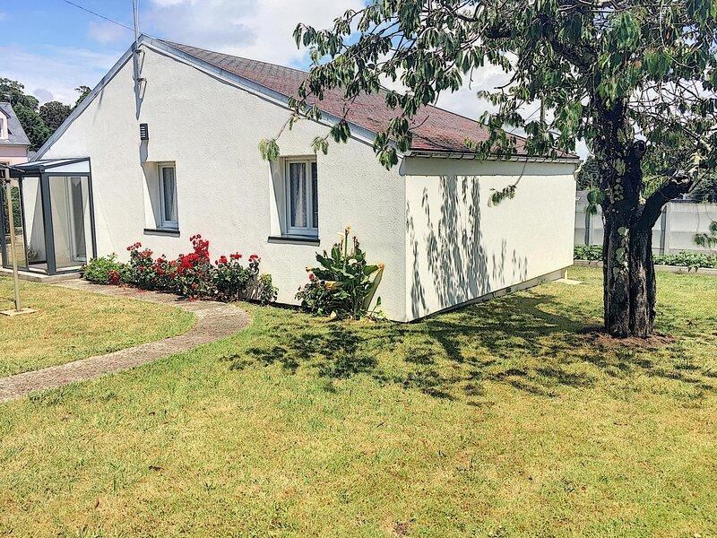Maison de  plain pieds dans un endroit tranquille, holiday rental in Champeaux