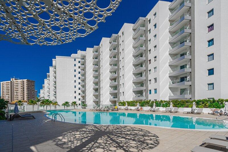 Ocean Garden SS FREE WIFI, alquiler vacacional en Playa Paraíso