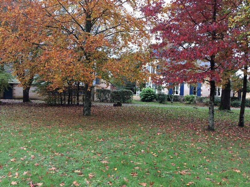 Le gîte Nature, holiday rental in Saint-Jean-des-Echelles