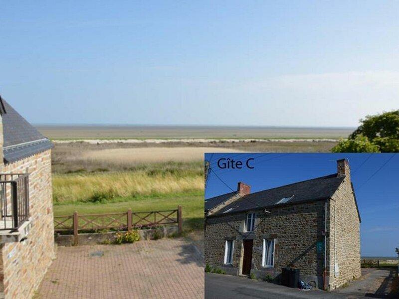 CHERRUEIX - 4 pers, 66 m2, 3/2, location de vacances à Dol-de-Bretagne