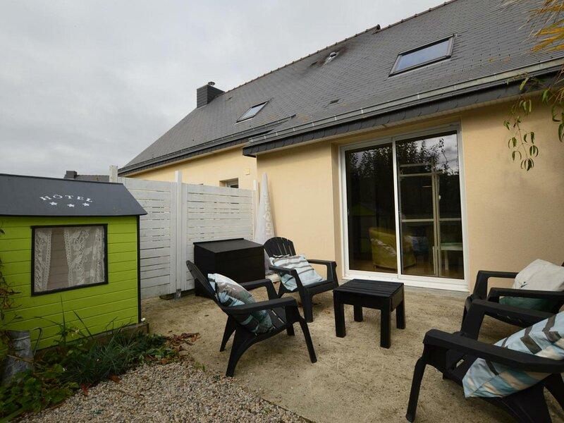Les Cassis, holiday rental in Saint-Benoit-des-Ondes