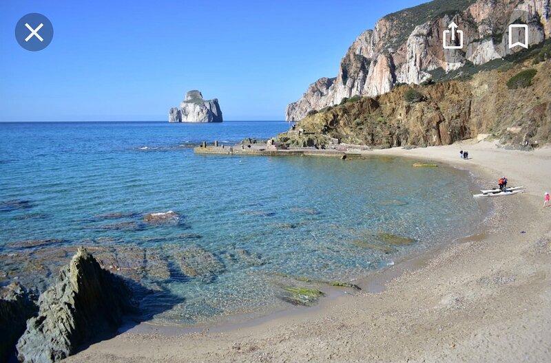 spiaggia Maxua Pan di zucchero