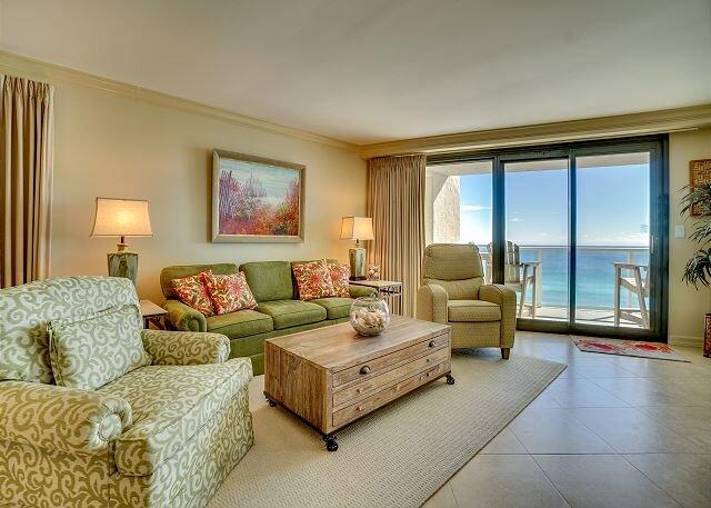 Come have a perfect beach vacation at Beachside II 4313! Beachfront, pool, location de vacances à Miramar Beach