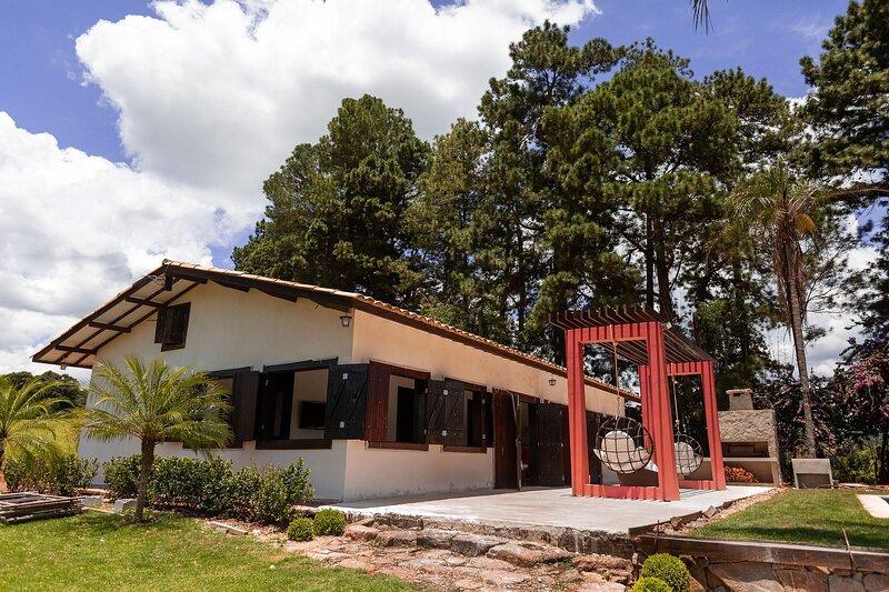 Casas do lago - descanso em Atibaia, location de vacances à Atibaia