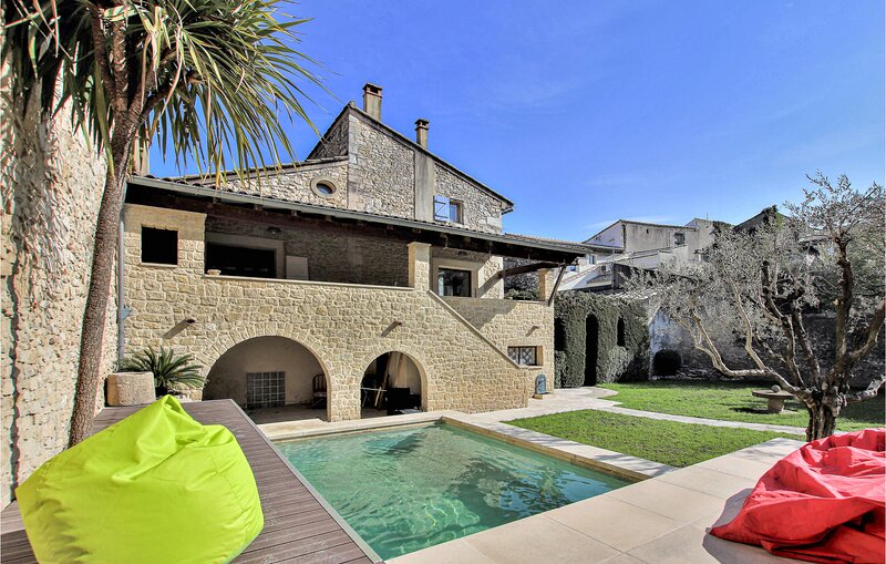 Nice home in Bourg st Andeol with 3 Bedrooms (FRA175), vacation rental in Saint-Marcel-d'Ardeche