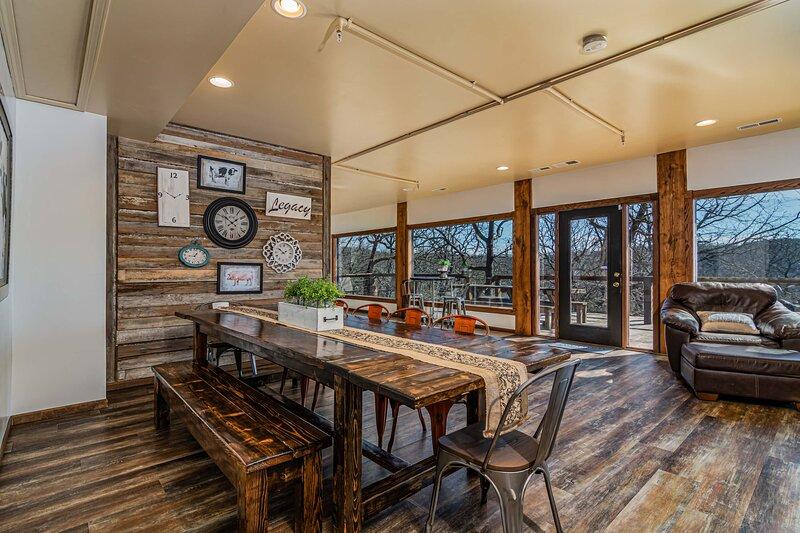 Ozark Outdoor Legacy, casa vacanza a Ridgedale