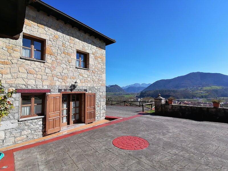 Casa Cuadroveña (3) - La Quintana de Villar, alquiler de vacaciones en Sevares