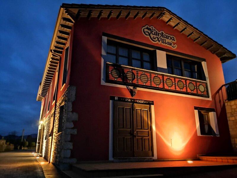 Casa Pendas (1) - La Quintana de Villar, alquiler de vacaciones en Sevares