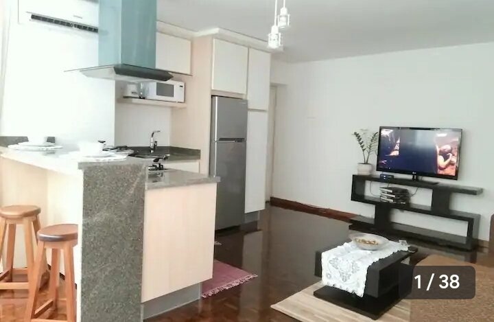 comodo y nuevo departamento en excelente ubicacion, holiday rental in Caracas