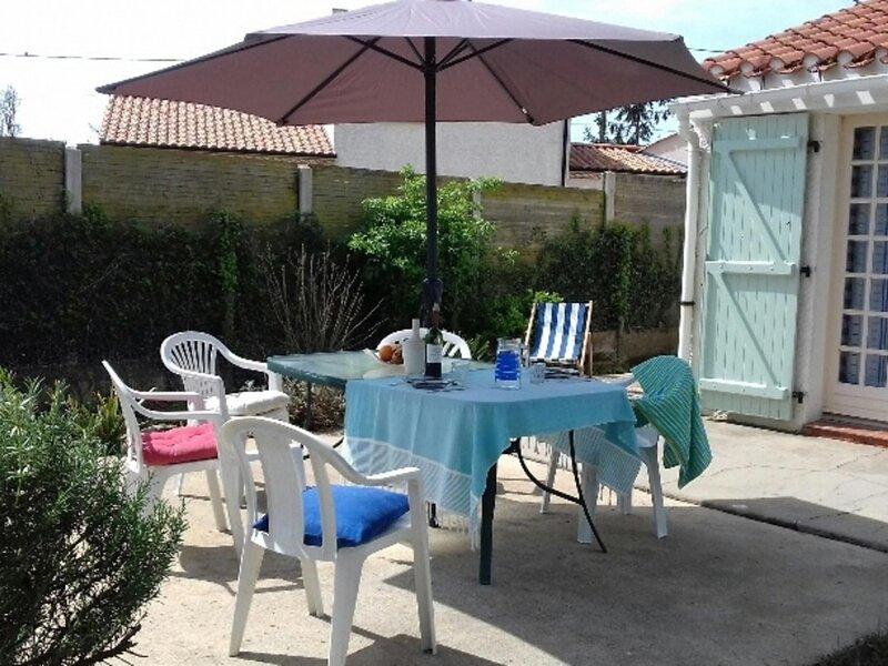 Maison pour 4 personnes à La Jonchère, holiday rental in Lairoux