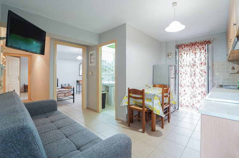 Pavlos Apartment...2 Bedrooms, Ground Floor, holiday rental in Argostolion