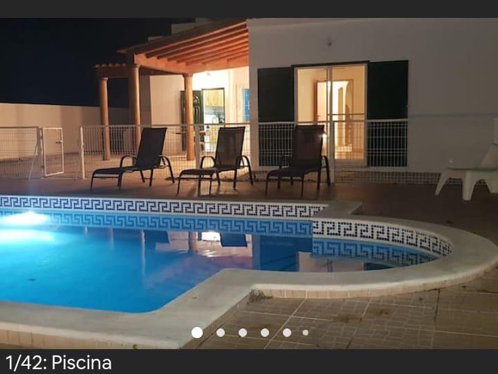 PEACEFUL 3 BEDROOM VILLA WITH POOL, alquiler de vacaciones en Alcantarilha