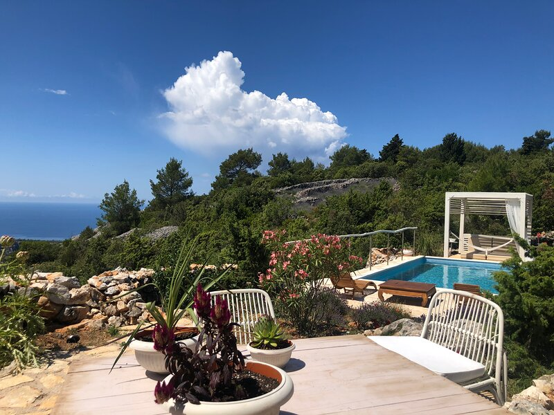 Villa Dolina Hvar, vacation rental in Zarace