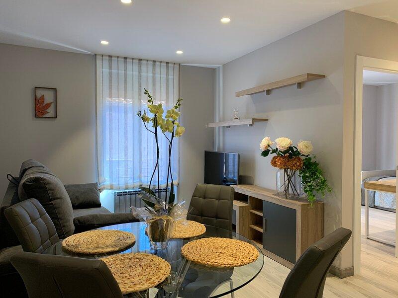 Apartamentos M.Bell (FROILANA), vakantiewoning in Garrafe de Torio