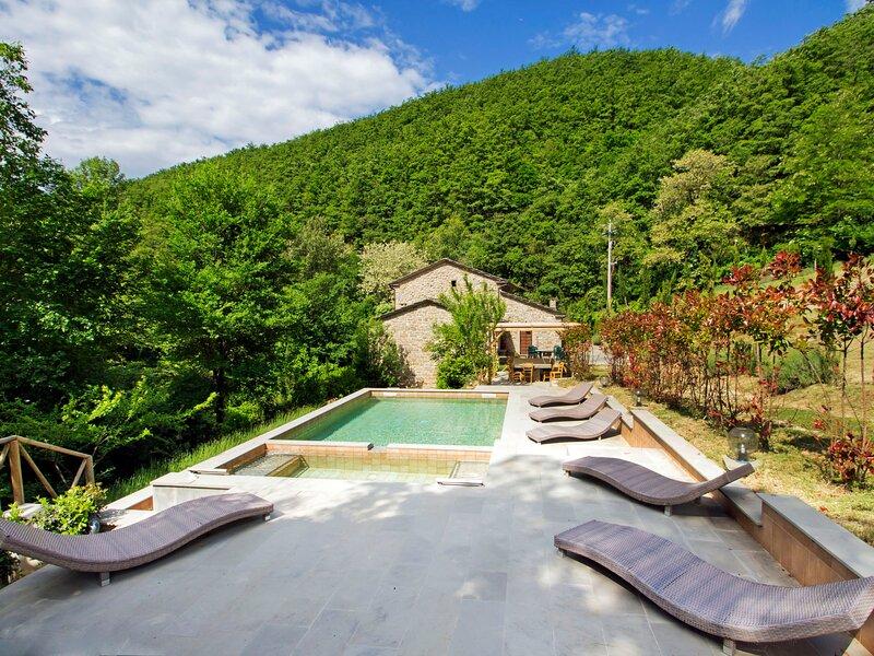 La Valchiera, holiday rental in Sansepolcro