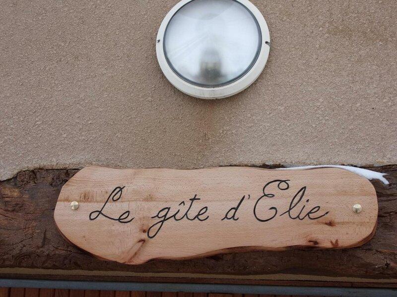 Gîte d'Elie, alquiler vacacional en Villeneuve-d'Olmes