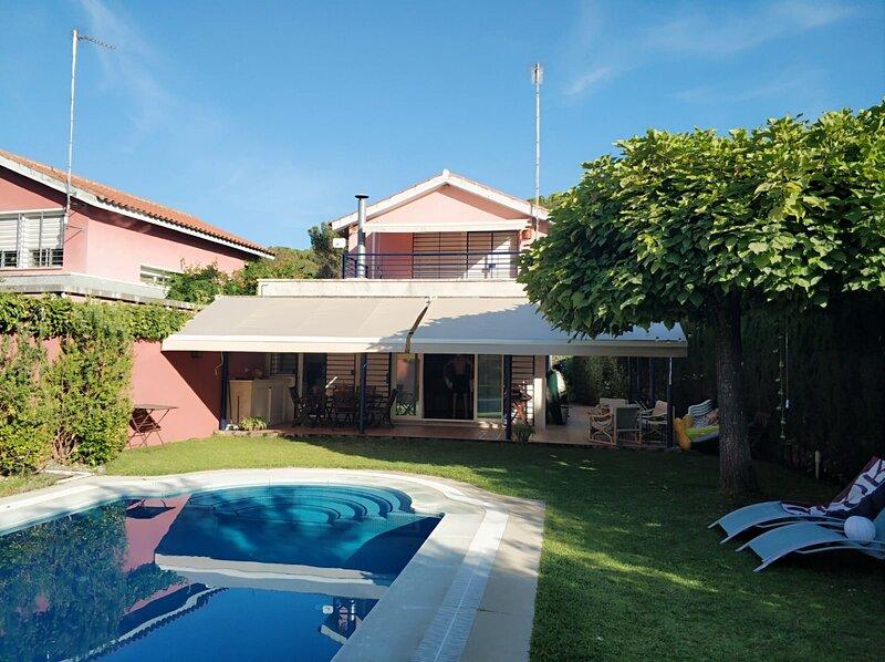 Casa de campo Lago de la Encantada, aluguéis de temporada em Las Jaras