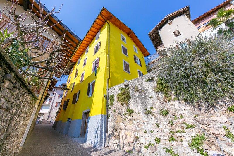 Sun House 1, alquiler de vacaciones en Rovereto