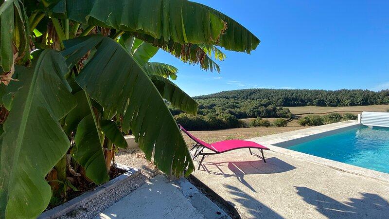Maison d'Hôtes à la Ferme Une Pause à la Guette, location de vacances à Gueugnon