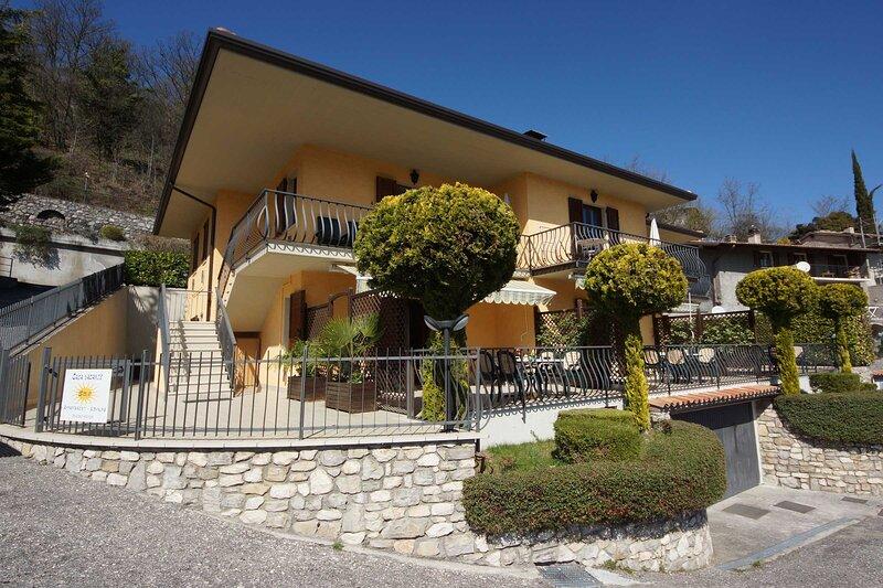 Casa Vacanze Sole 5, casa vacanza a Tremosine sul Garda