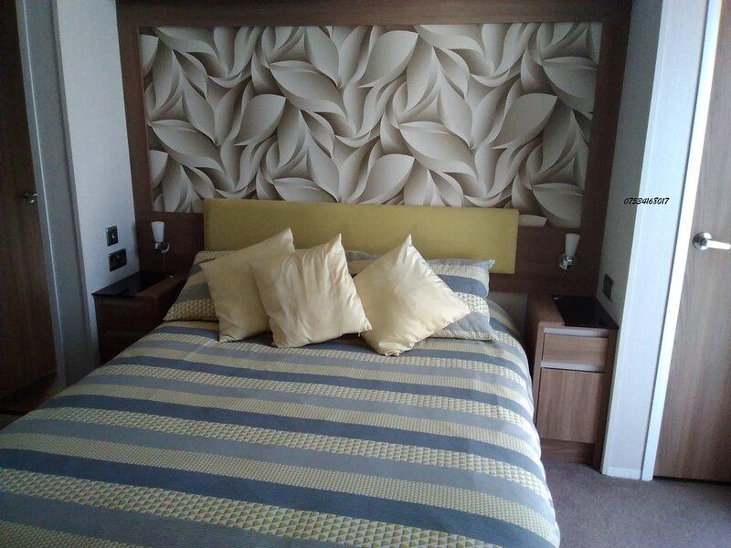 Modern Lodge, location de vacances à Highbridge