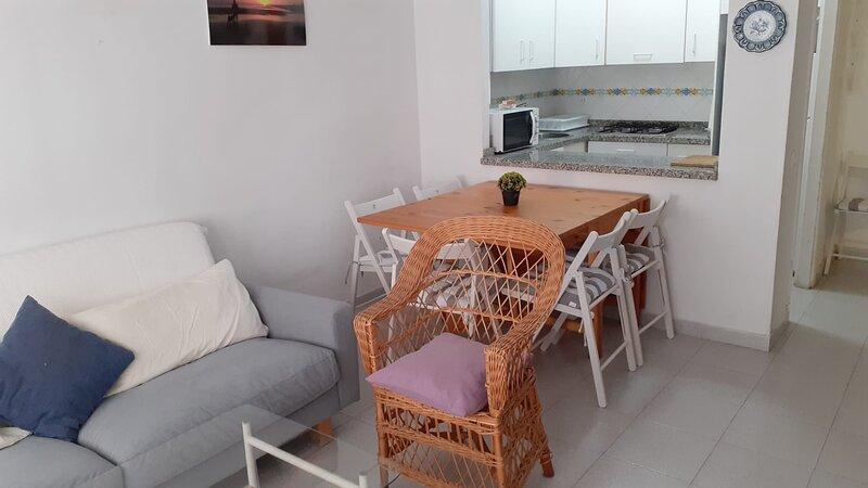 appt  a 3 minutos de la playa, holiday rental in Punta Umbria