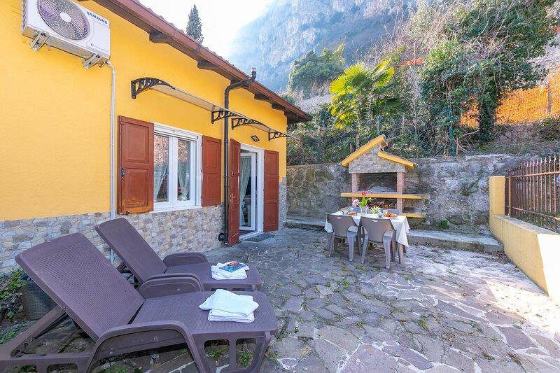 Cottage Brione, vakantiewoning in Nago-Torbole