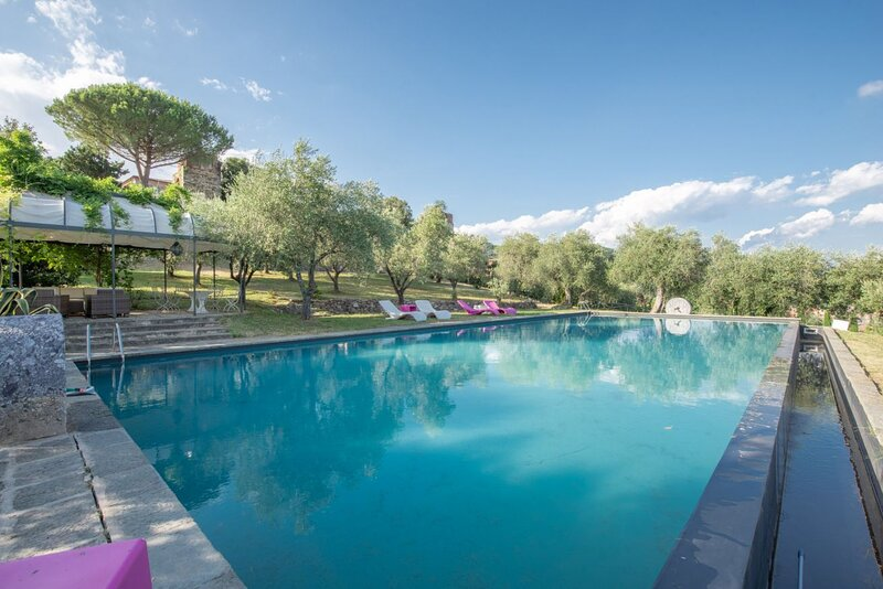 Castello di Bibiana 14 - Castle with pool and spa near Pisa and Lucca, holiday rental in Migliarino