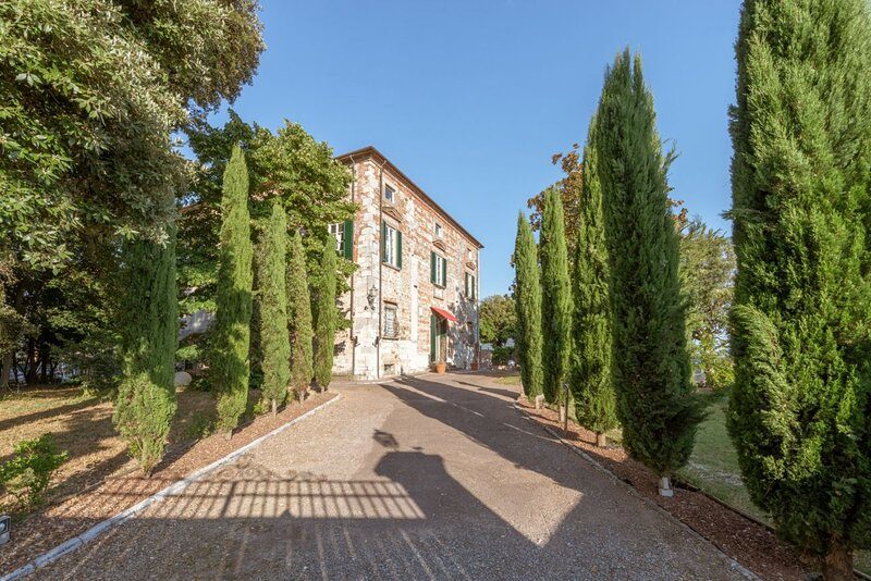 Castello di Bibiana 22 - Castle with pool and spa near Pisa and Lucca, holiday rental in Migliarino