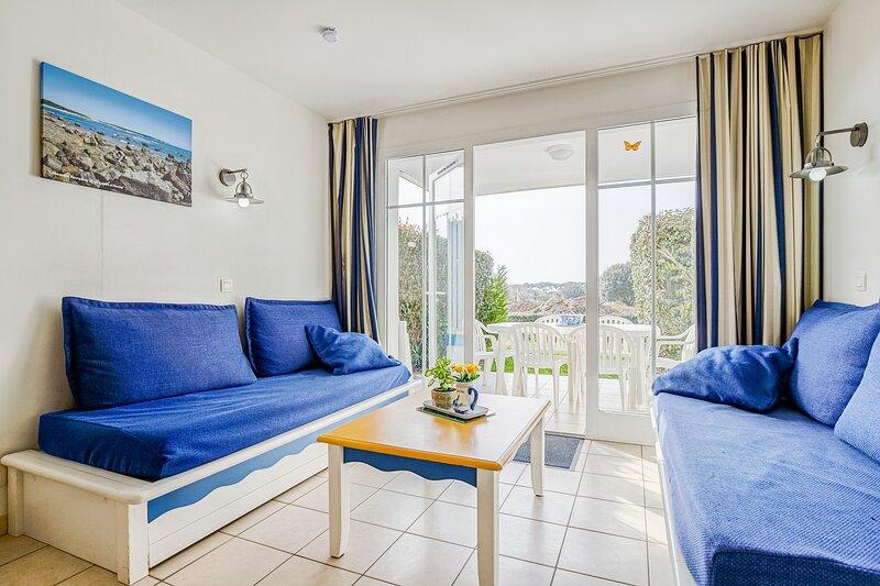 Le Bourgeon - Appartement Pierre & Vacances, aluguéis de temporada em Talmont Saint Hilaire