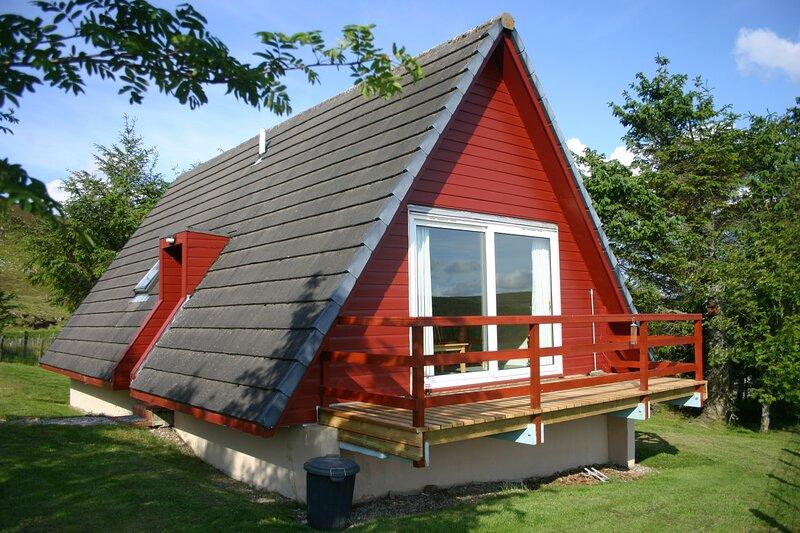 Highland Glen Lodges Lodge 1, holiday rental in Dornoch