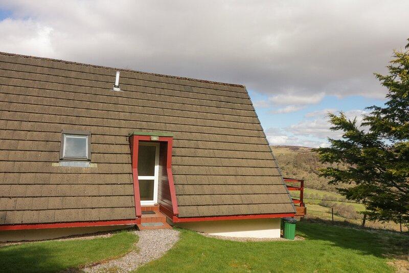 Lodge 3 Highland Glen Lodges, Ferienwohnung in Lairg