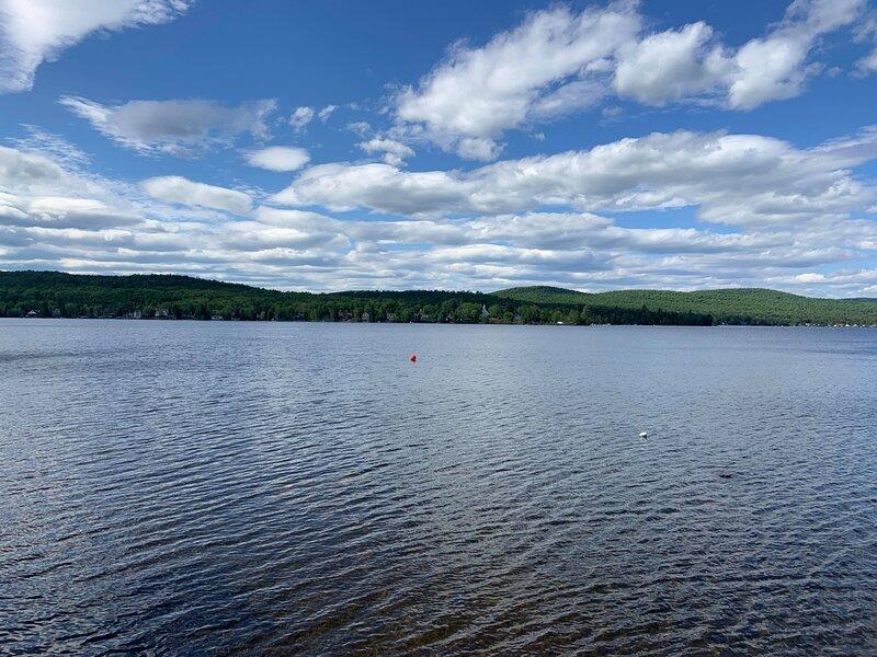 Lac Sergent, dont vous avez accès
