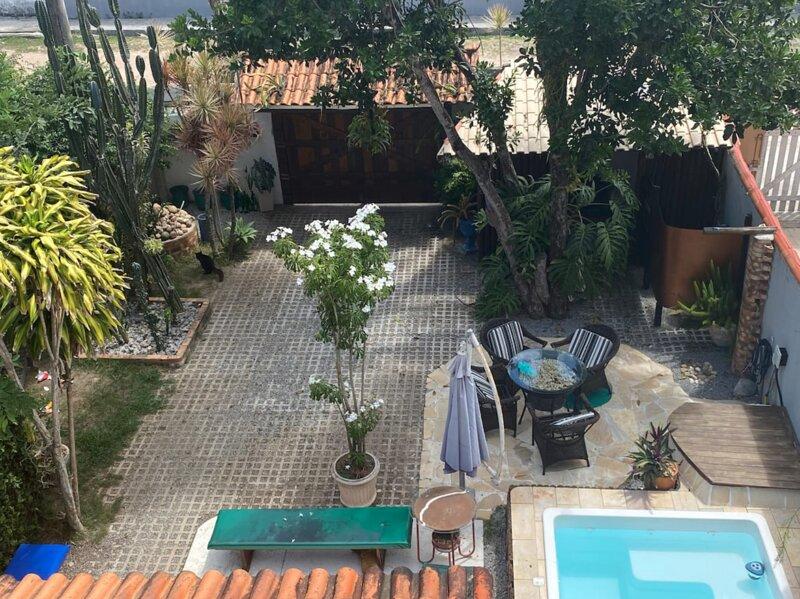 Casa Camaleão, holiday rental in Jacone