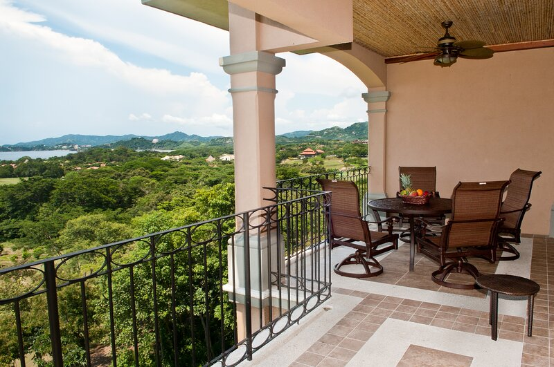 Enjoy the beautiful terrace with daily breathtaking views