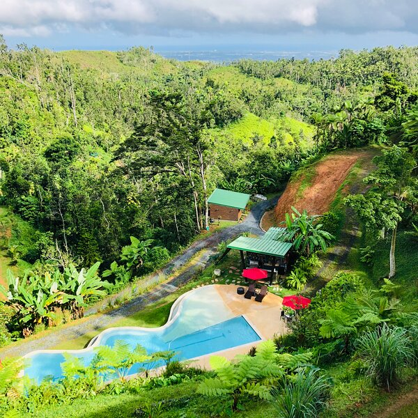 Mont Carpe Diem Inn, Luxury cabins in a rainforest., alquiler vacacional en Caguas