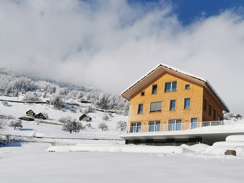 Chalet Lehni, holiday rental in Quarten