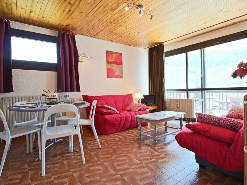 Bel appartement lumineux pour 4 personnes avec 1 chambre, alquiler de vacaciones en Saint-Martin-d'Uriage